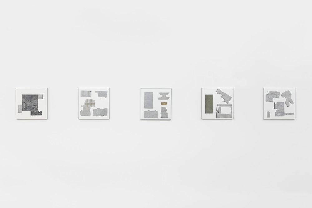 Installation view, Mauro Cerqueira,Tudo Jóia, Múrias Centeno
