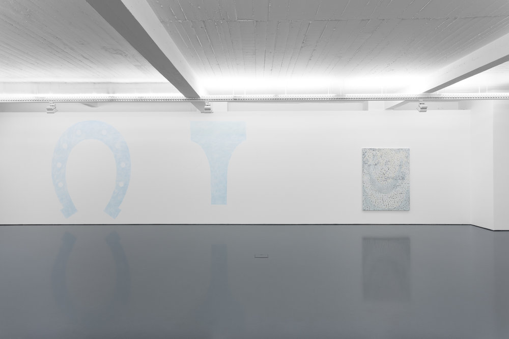 Installation view, Ana Manso, In Order of Appearance, Galeria Pedro Cera