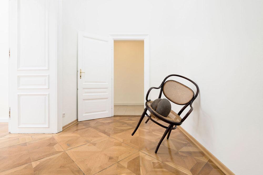 Installation view, Nina Beier, Croy Nielsen