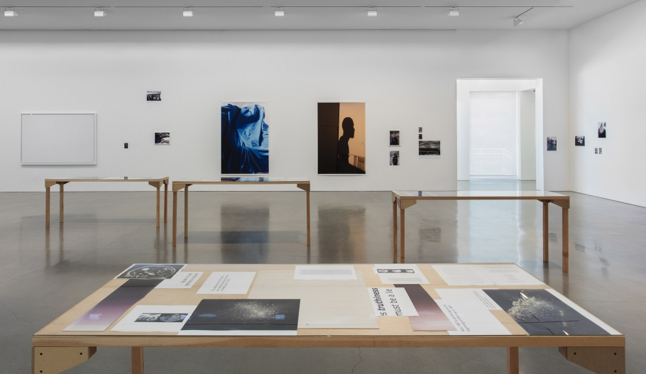 Installation view, Wolfgang Tillmans, Regen Projects