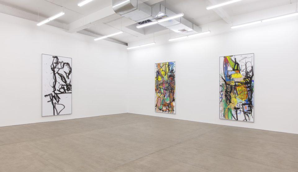 Installation view,Aaron Garber-Maikovska,C L E A R I N G