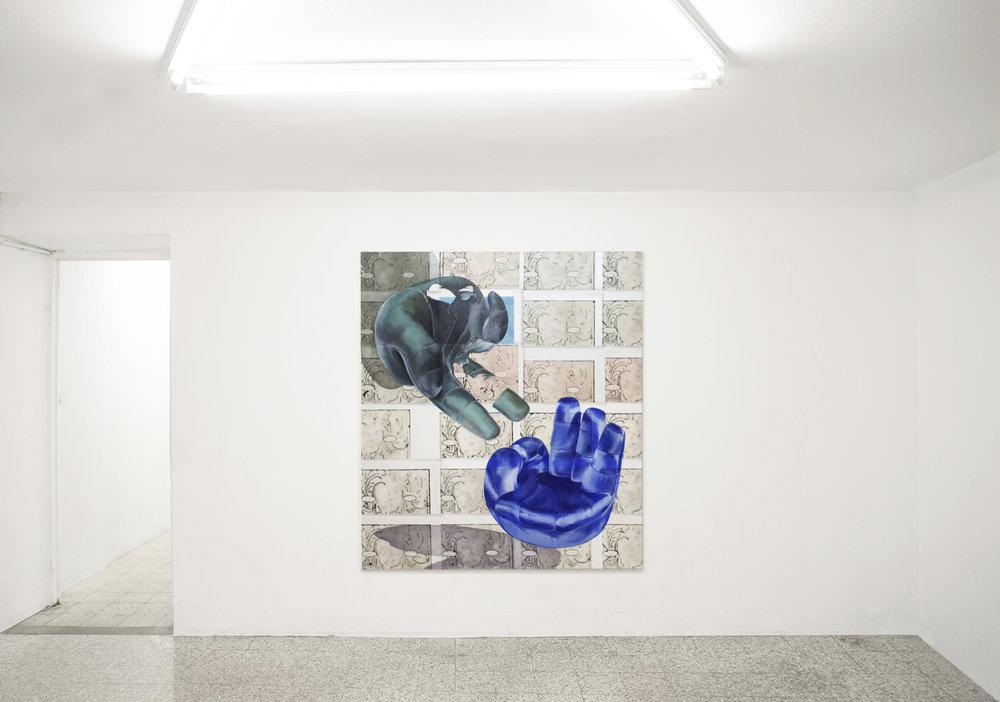 Vivien Zhang,Velvet Murmurs, 2016