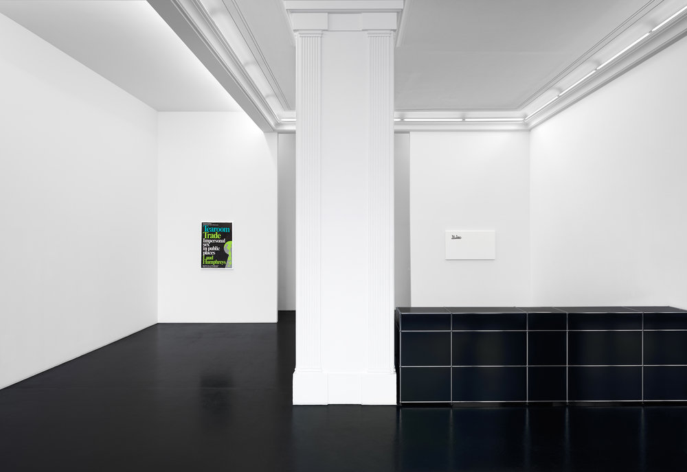 Installation view, Dean Sameshima,  647(a) , Peres Projects