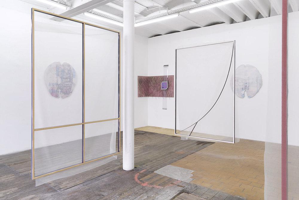 Installation view,VALENTIN @ MonChéri