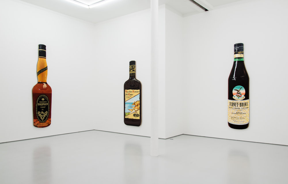 Installation view, Pentti Monkkonen, V.S.O.P, High Art.