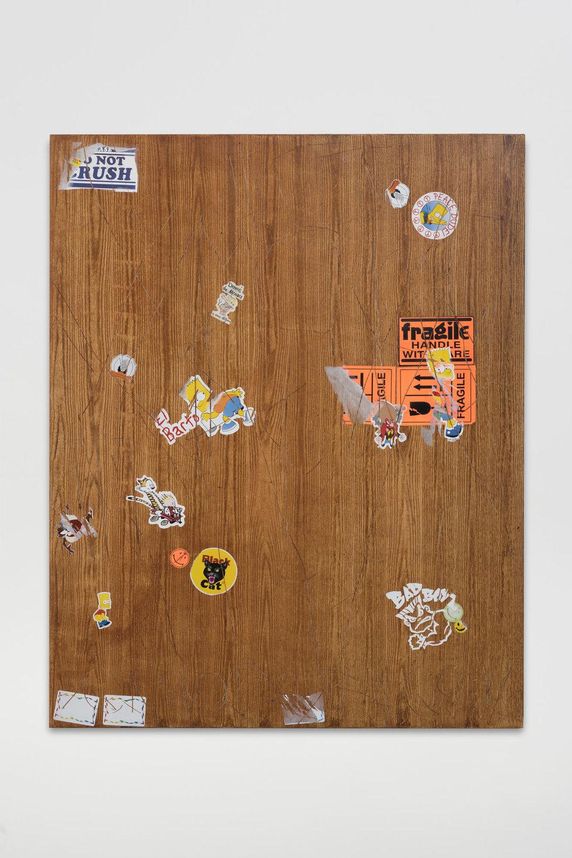 Sayre Gomez, Legend , 2017, Acrylic on canvas, 50 x 40 inches, 127 x 101.6 cm