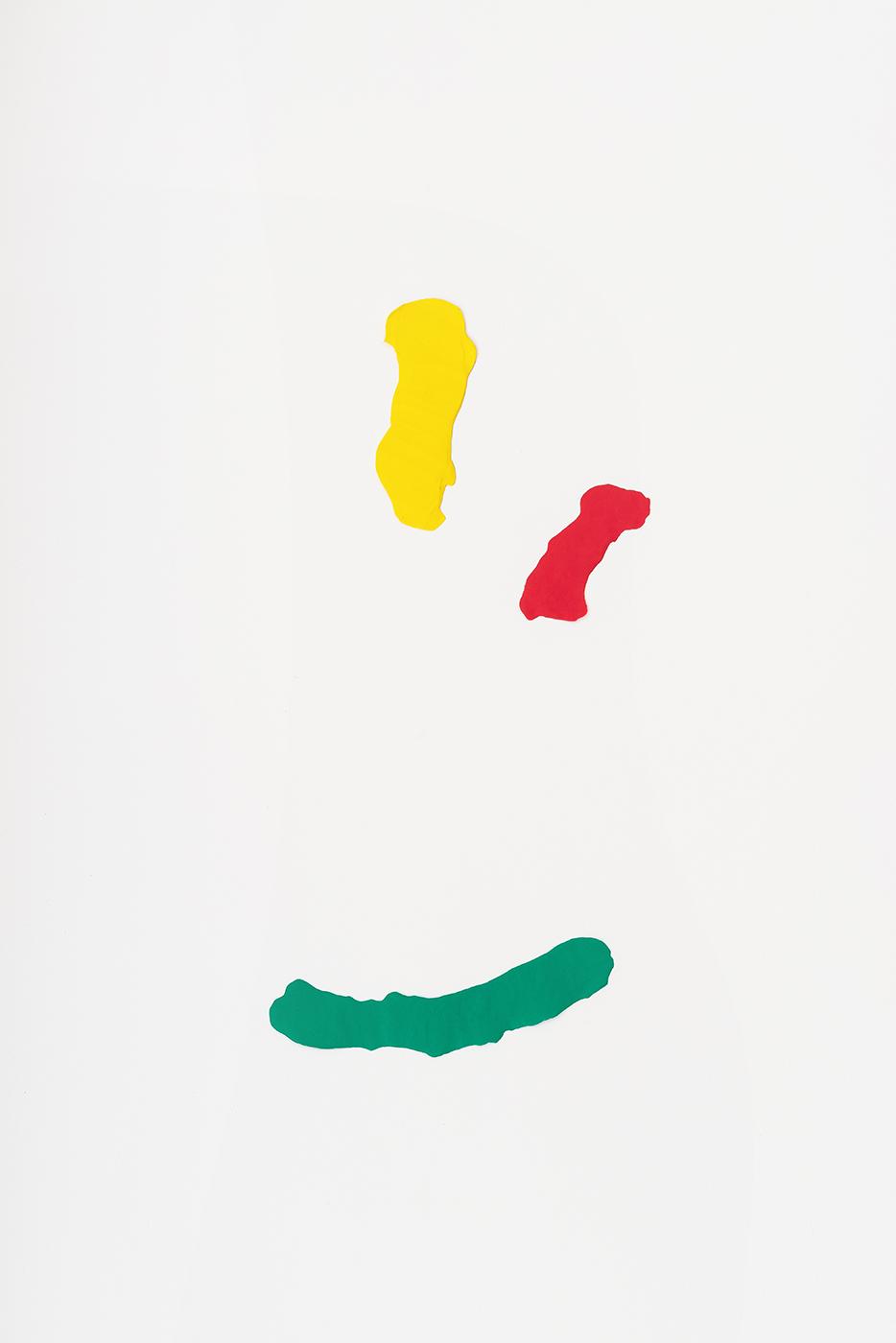 Simone Zaccagnini  RIVIERA SUNSET BOULEVARD Solo show, Galerie Derouillon 06.jpg