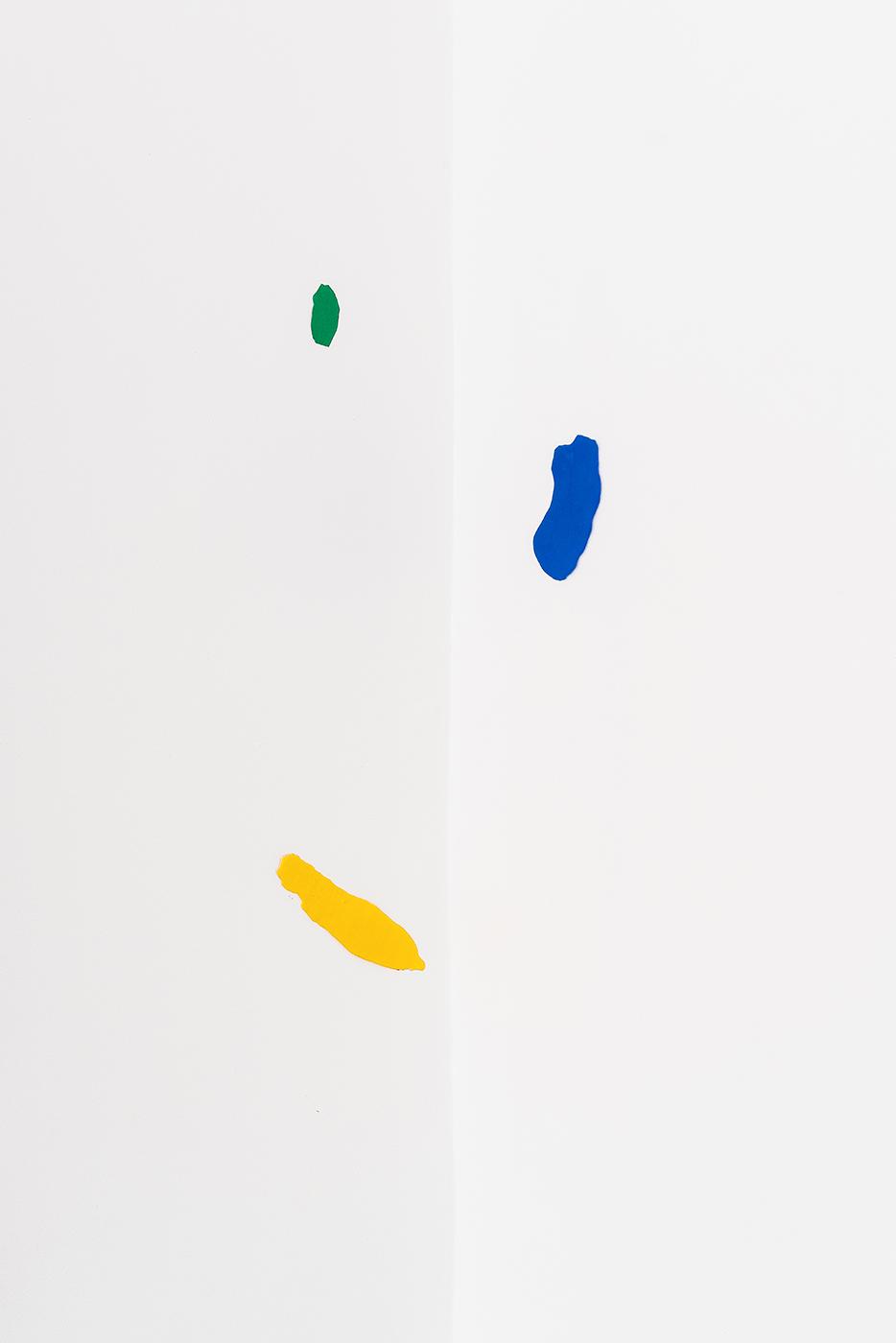 Simone Zaccagnini  RIVIERA SUNSET BOULEVARD Solo show, Galerie Derouillon 07.jpg