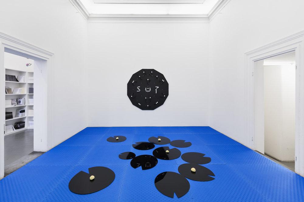 Collector's choice. Luca Pozzi. Exhibition view at Eduardo Secci Contemporary, Firenze 2018.jpg