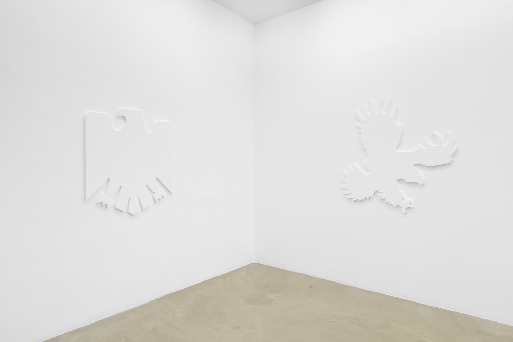 Daniel Boccato, fly like an eagle, 2018, installation view 6 @RIBOT gallery.jpg