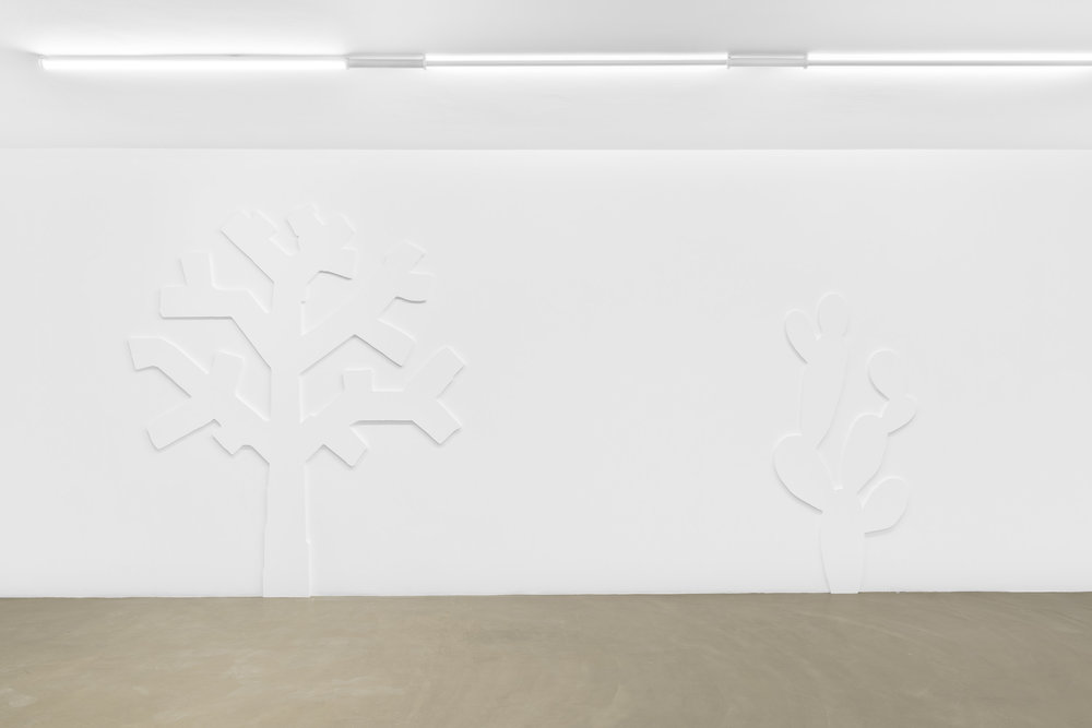 Daniel Boccato, fly like an eagle, 2018, installation view 7 @RIBOT gallery.jpg