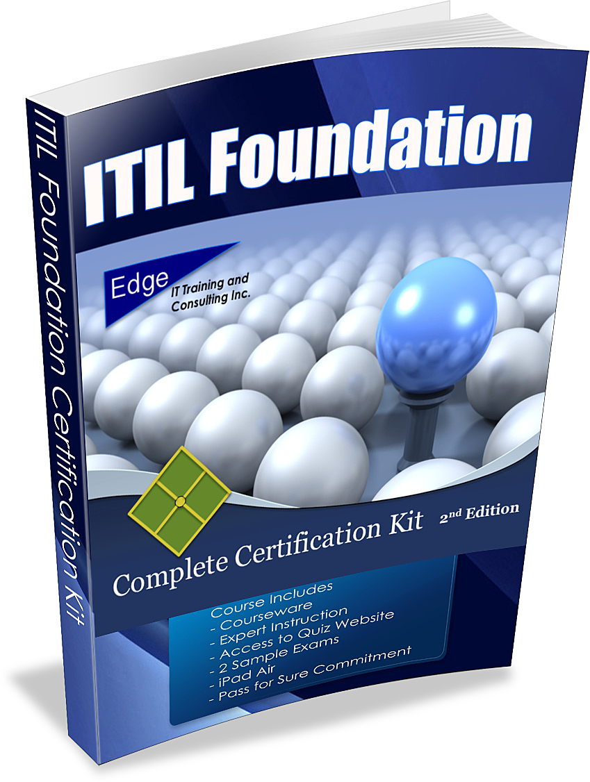 Itil foundation training edge it training and consulting inc itil foundation e book cover finalg xflitez Images