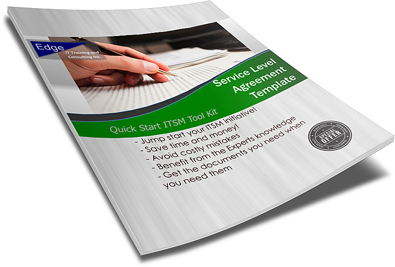 Service Level Agreement Template Edge It Training And Consulting Inc