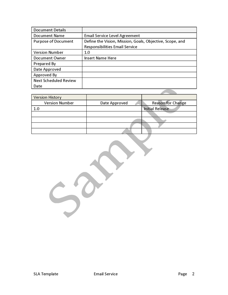 Doc460595 Format of Service Agreement Doc460595 Format of – Format of Service Agreement