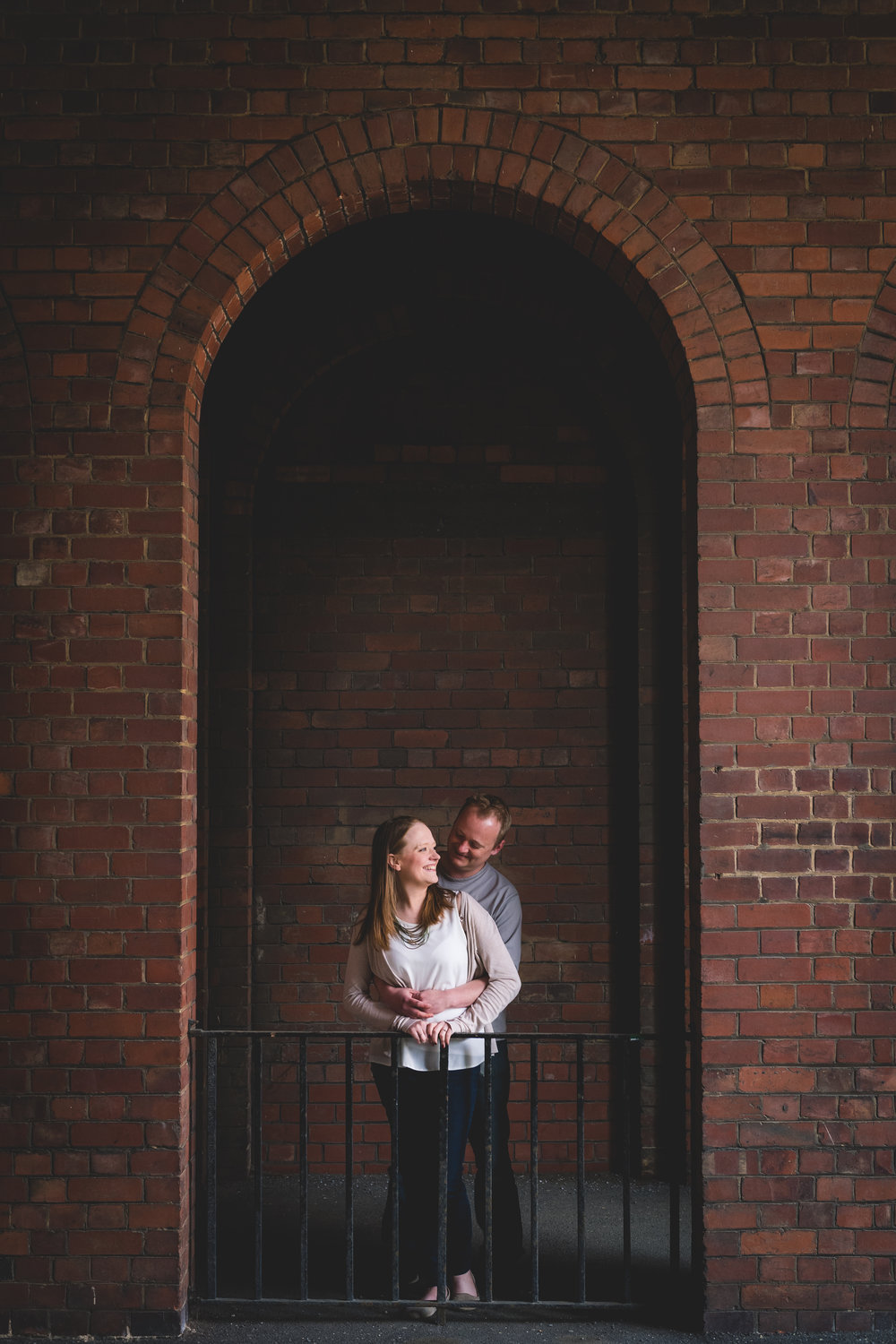 Leed Engagement Photography