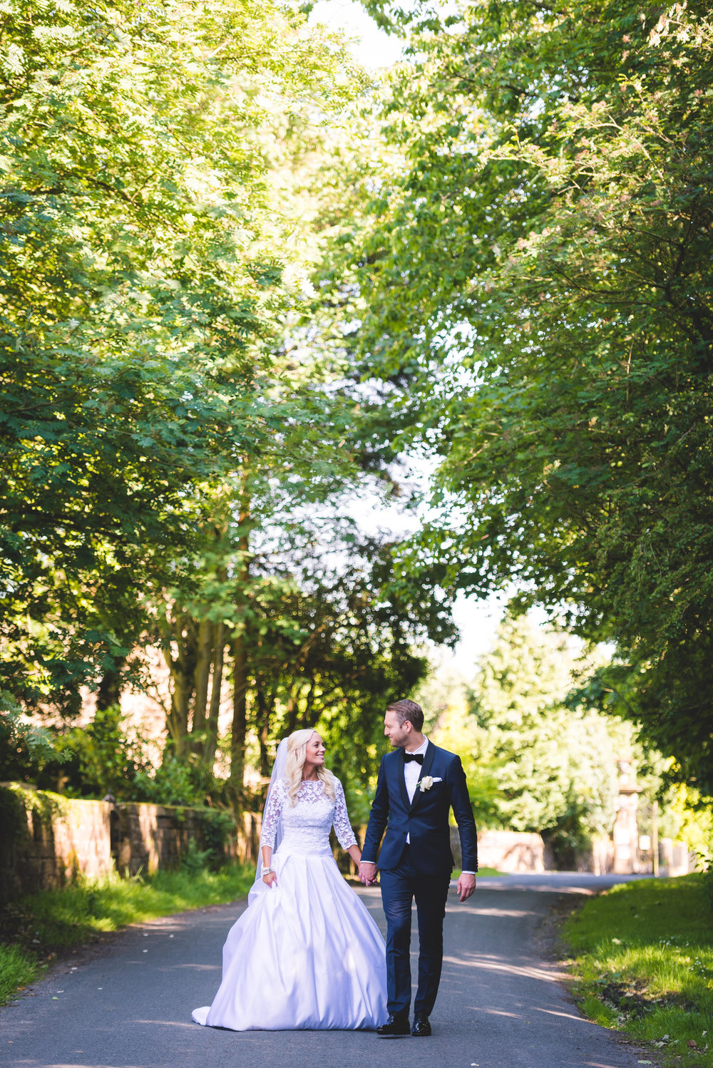 Denton Hall Wedding | Yorkshire Wedding Photographer