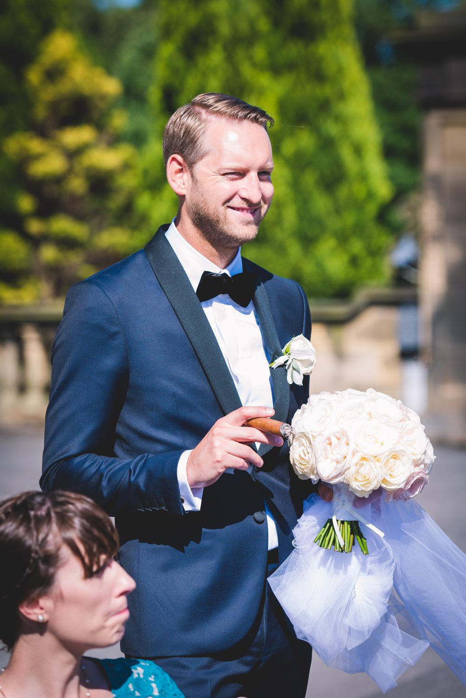 Denton Hall | Yorkshire Wedding Venue | Leeds Wedding Photographer