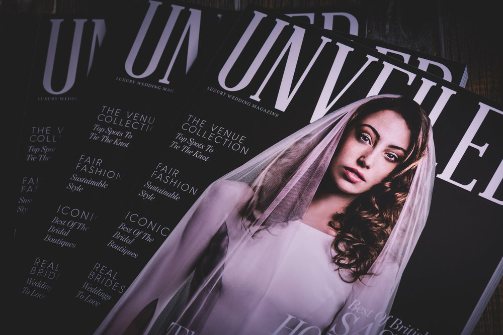 Unveiled Magazine | Leeds Wedding Photographer