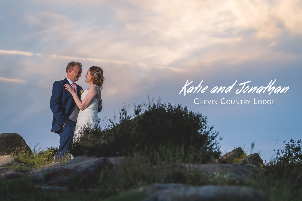 Katie and Jonathan's Wedding - Chevin Country Lodge