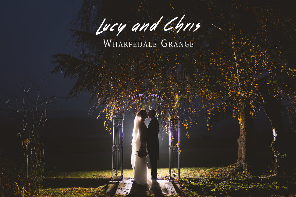 Wharfedale Grange Wedding Photographer