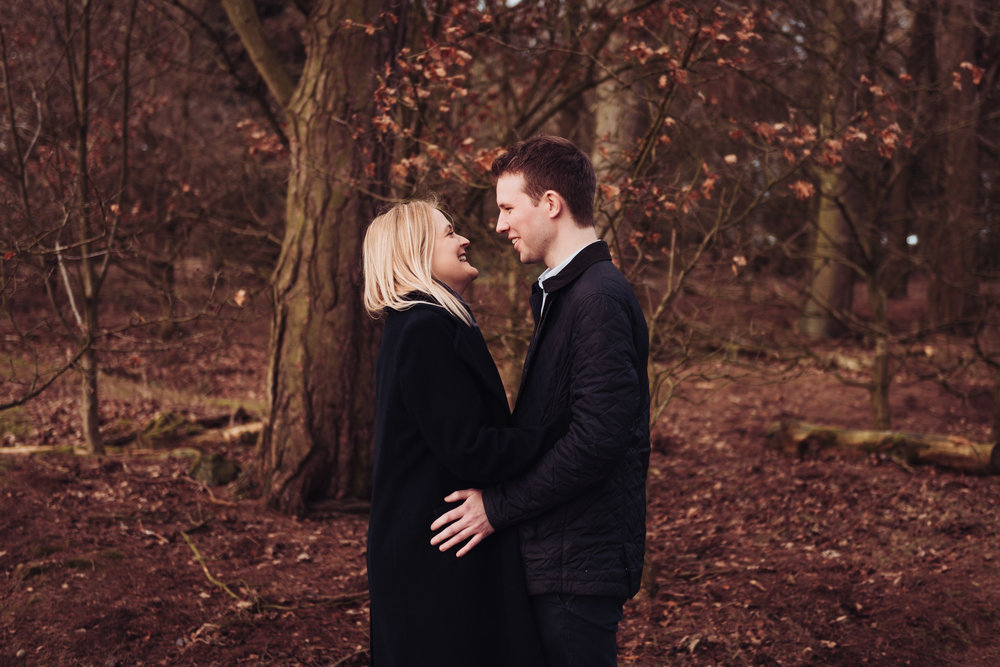Engagement Photoshoot | Leeds Wedding Photographer