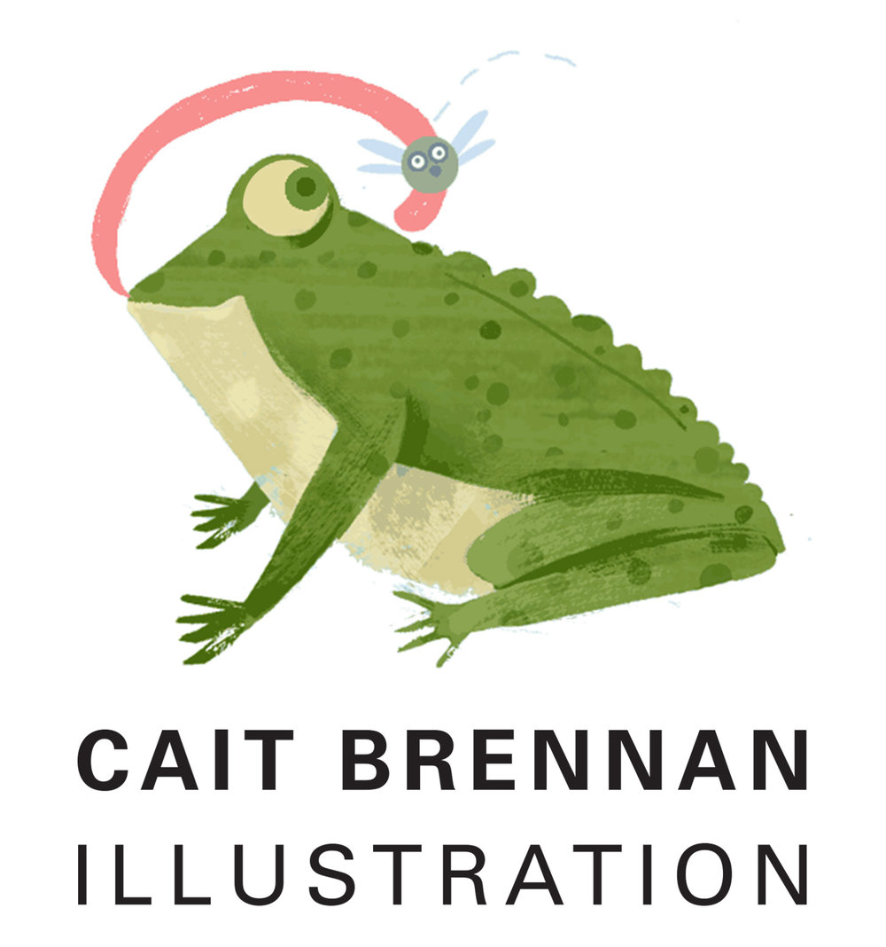 Cait Brennan Illustration