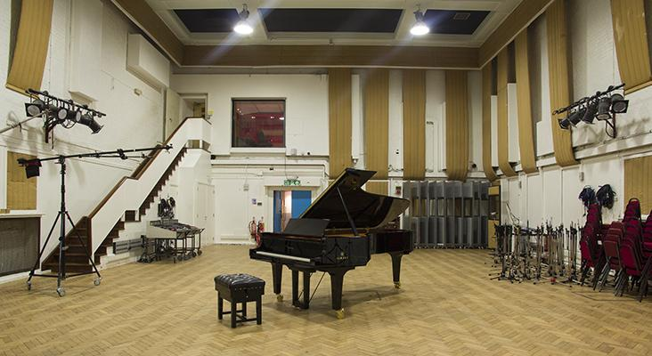 Abbey Roads Studio 2