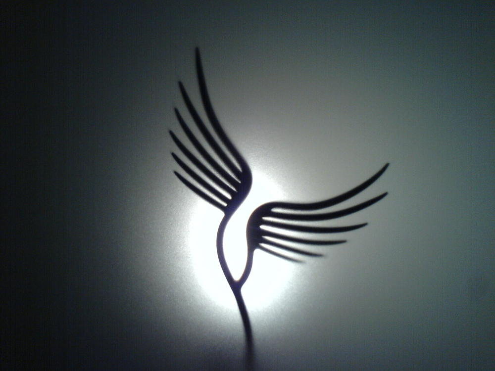 Detail of Winged Light