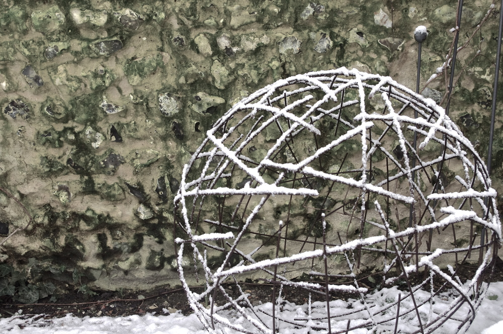 Snowy Sphere