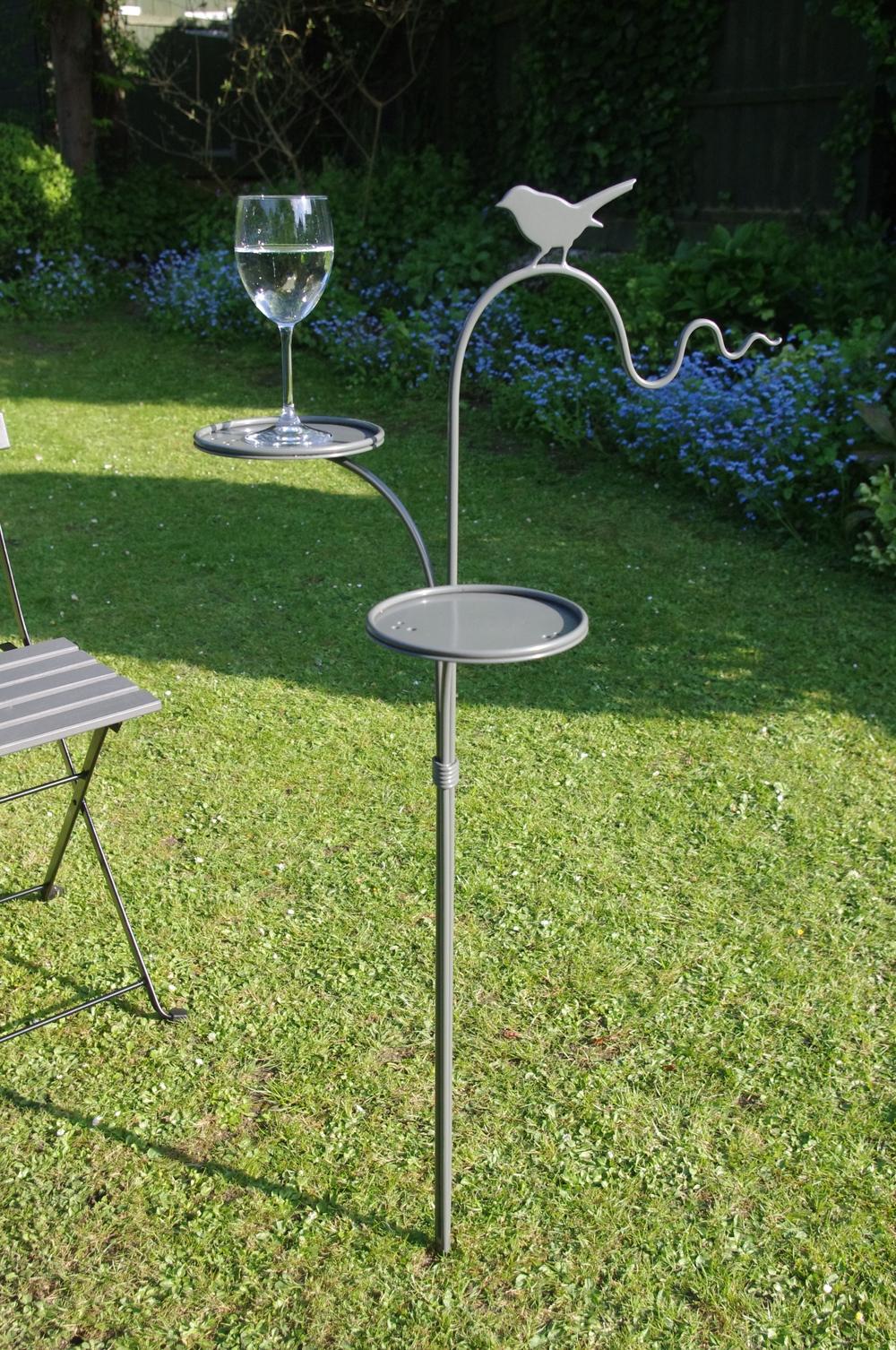 Garden Wine Table