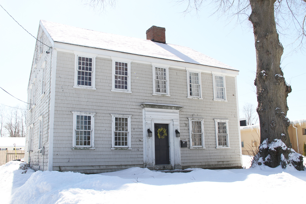 Built in 1670