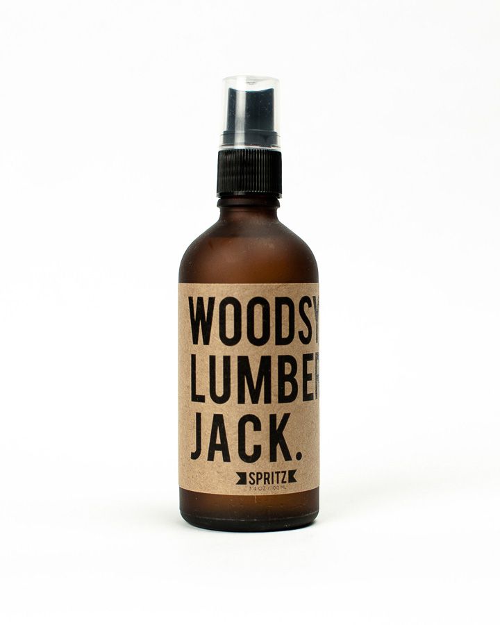 Woodsy Lumberjack Spray