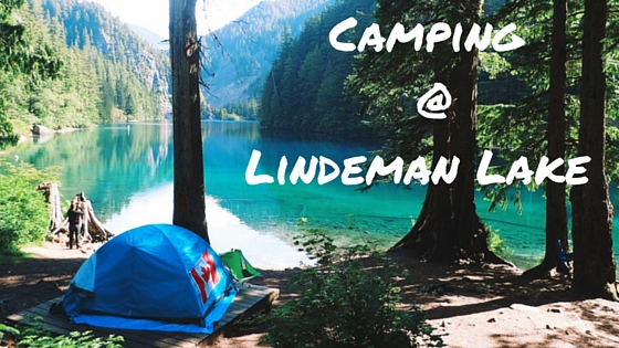 lindeman lake camping