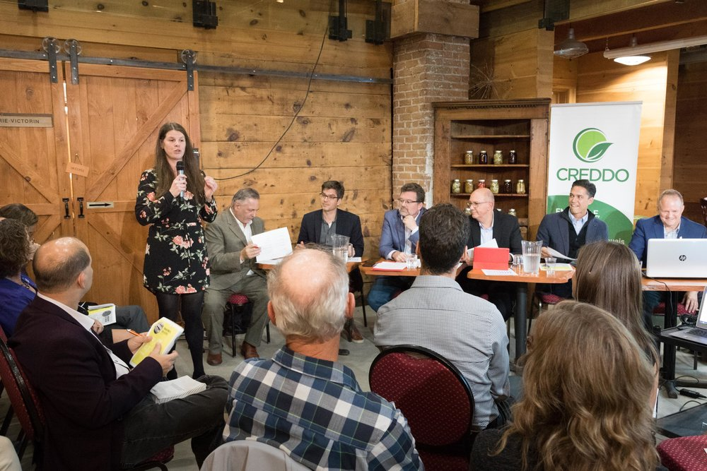 Bilan de campagne positif pour la forêt Boucher   Communiqué du 31-10-2017
