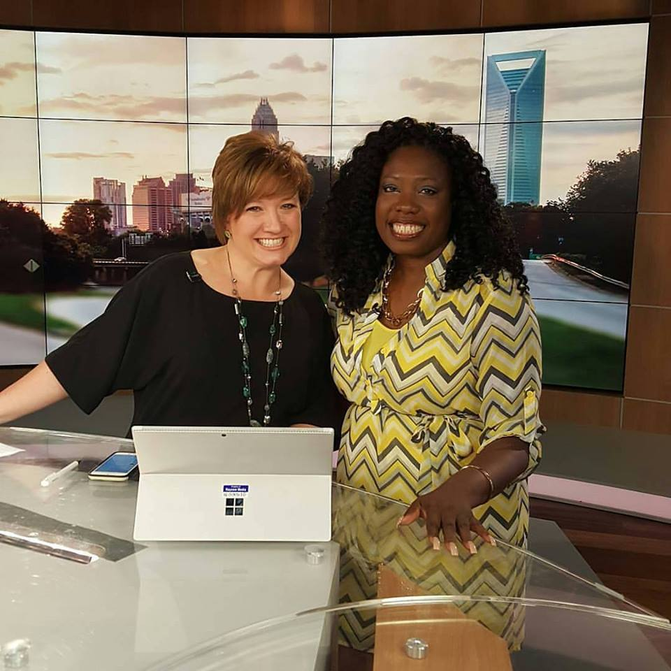 WATCH FELICE HIGHTOWER AND KRISTEN MIRANDA on wbtv DISCUSS: 5 steps to get through depression!