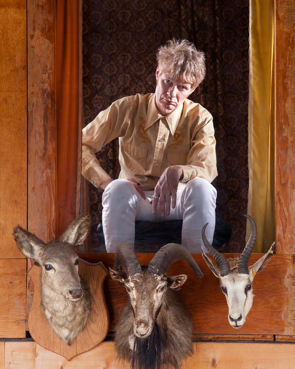 JG Thirlwell, Vice Magazine