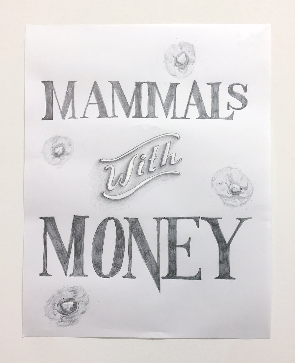 Mammals With Money