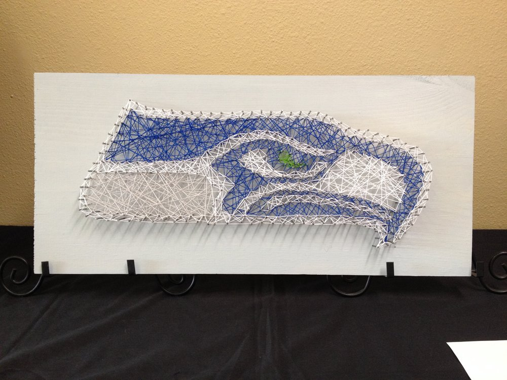 Seahawk Logo - 5th-8th grade project