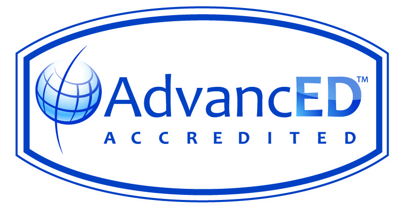 We are a member of AdvancED and will be fully accredited by May 2019 (K-8 program)