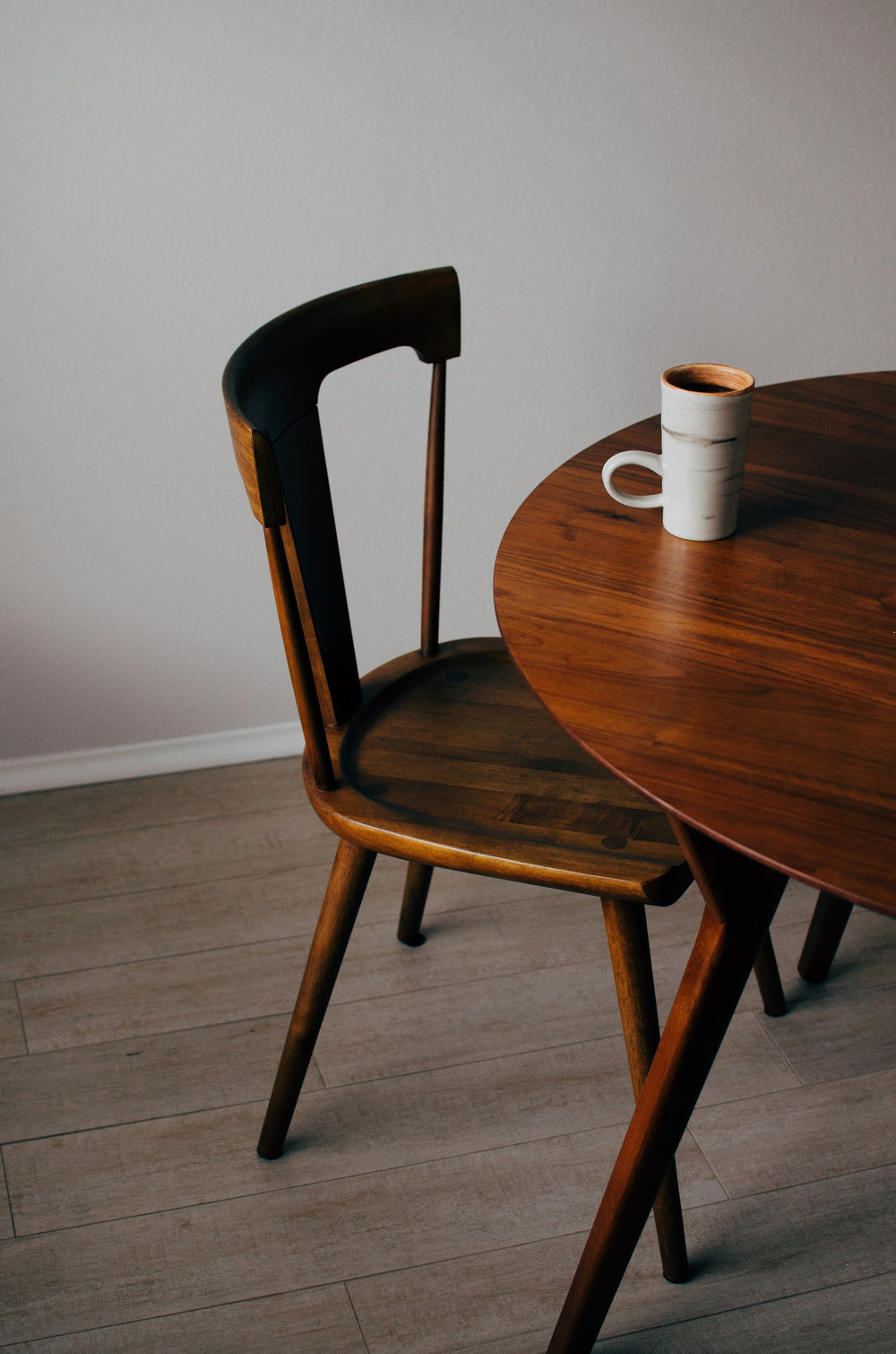 Laminate - laminate is great: lower cost with most of the great benefits of hardwood,