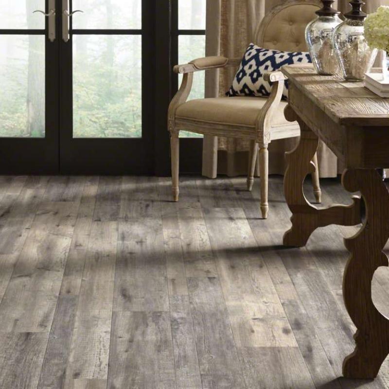 Luxury Vinyl Plank Flooring -