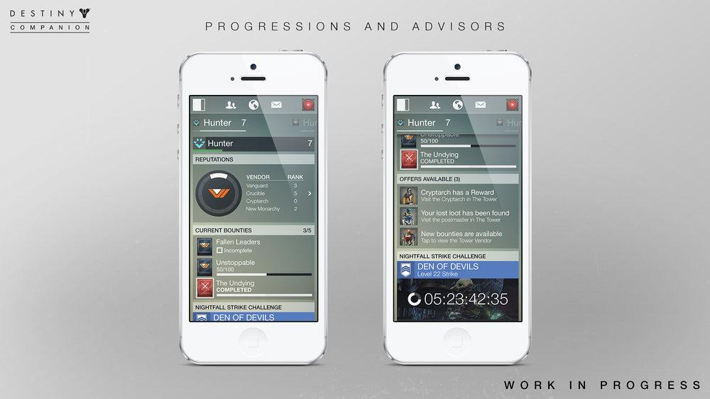 Companion 1.0 iOS