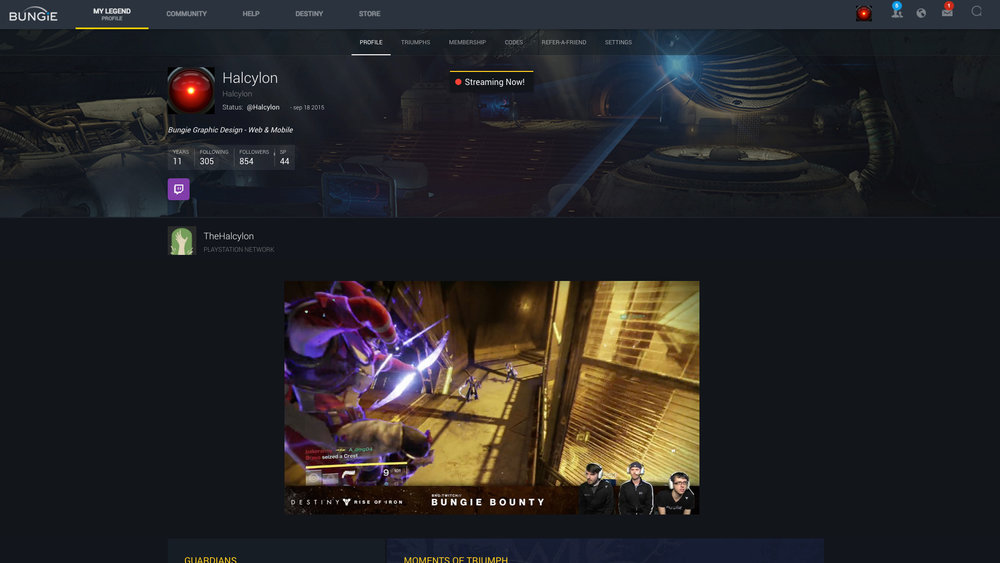 Streaming View with Gear Viewer