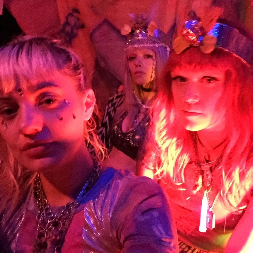 Space Queens