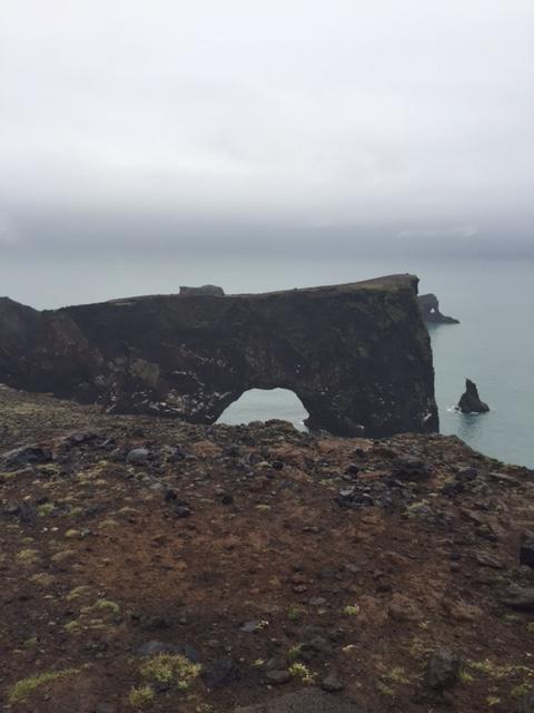 The otherside of Dyrhólaey