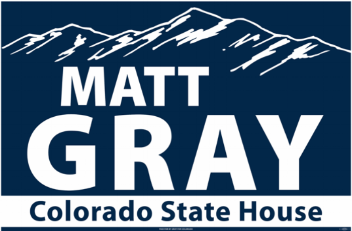 Matt Gray for State House
