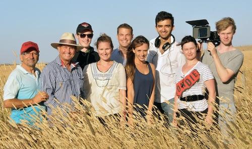 Cast of 'Breakdown', courtesy of John La Terra.