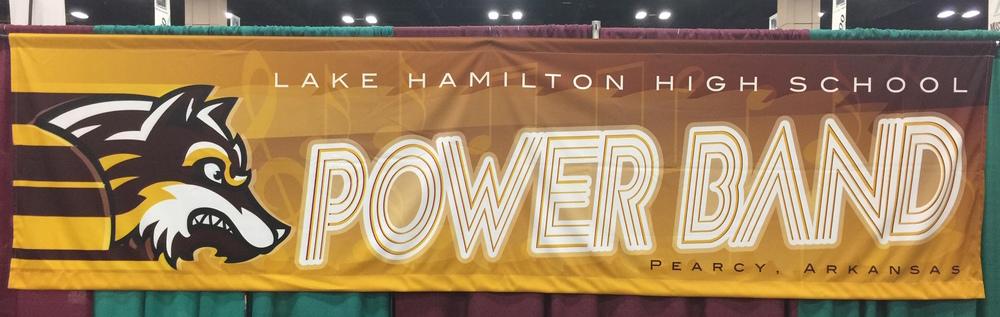 Lake Hamilton Parade Banner.JPG