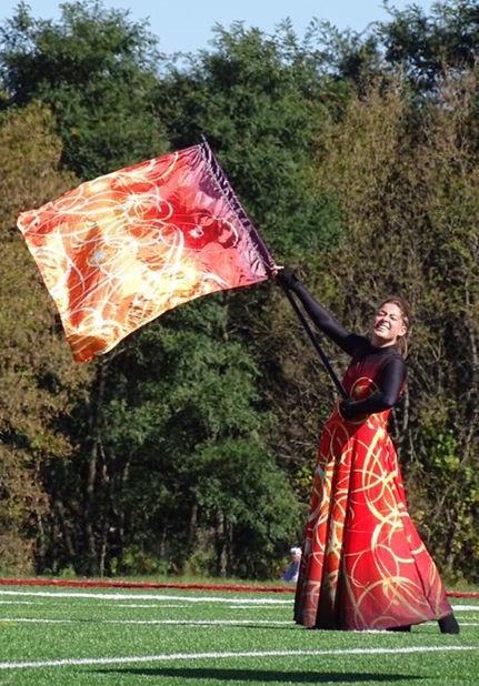 16 Baldwin Woodville flag.JPG