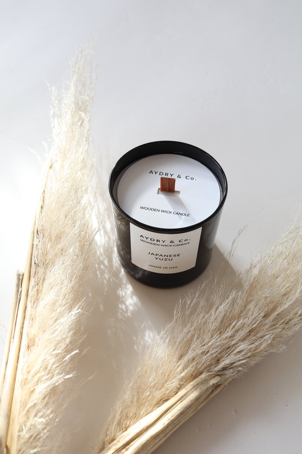 AYDRY & Co. is a LA-based brand that presents handcrafted candles and beauty goods with a sophisticated blend of natural and luxury. The creative director, Japanese born, AYU Carlton' s philosophy; high quality - organic & vegan - modern & minimal - simplicity, reflecting her own formula and design. Her sophisticated sensibility has applied in every step of developing the brand.      SHOP THE ENTIRE LINE